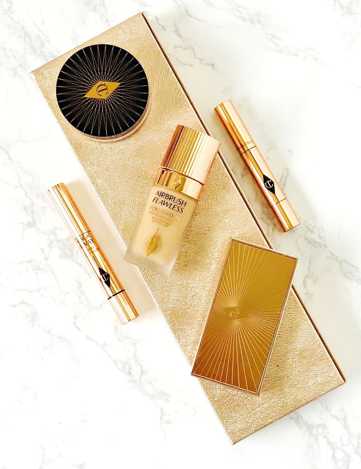 Charlotte Tilbury Airbrush Flawless Foundation Dry Skin Review, Charlotte Tilbury Airbrush Flawless Foundation Review