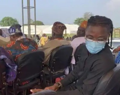 """Laycon Honoured With A Chieftaincy Title, """"Akeweje of Ipokia kingdom"""" In Ogun (Video)"""