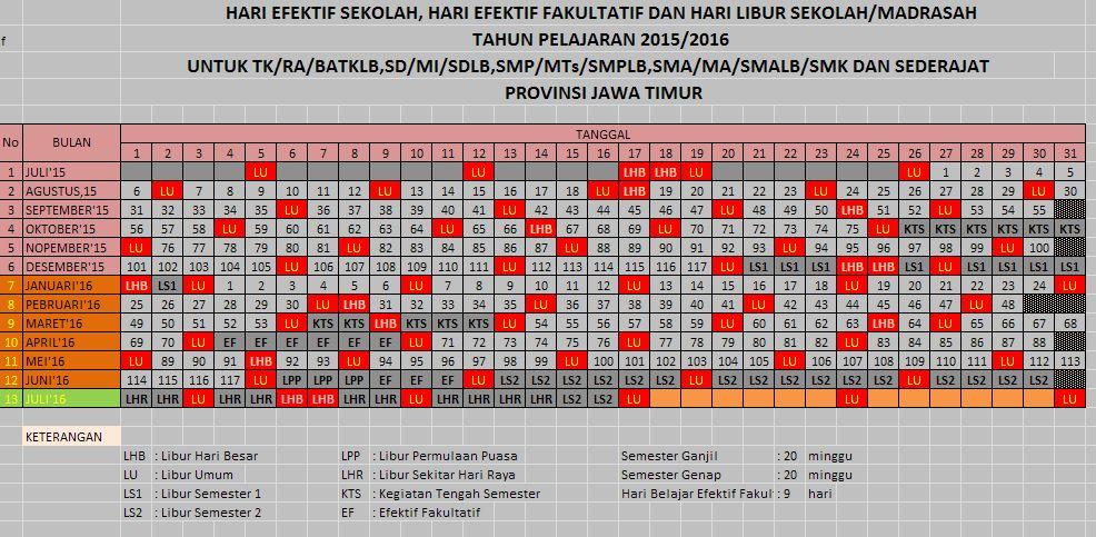 2015 pdf jawa kalender lengkap