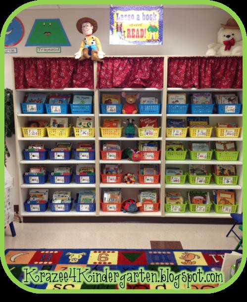 Kinder Garden: Krazee 4 Kindergarten: Let's Get Acquainted Linky