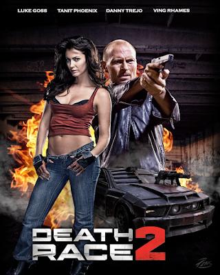 Death Race 2 [2010] [DVD] [R1] [NTSC] [Latino]