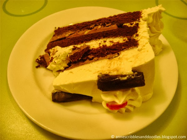 Calea Pastries and Coffee Bacolod