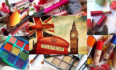 najlepsze brytyjskie marki kosmetyczne