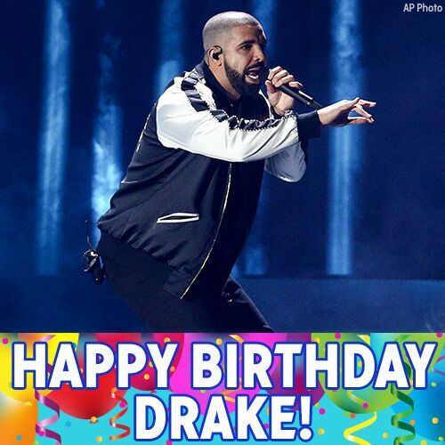 Drake's Birthday Wishes pics free download