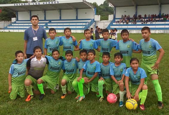 Plataneritos FC gana en la Mini Poni