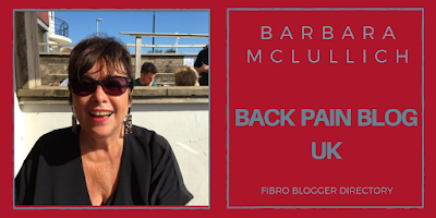fibro blogger Barbara McLullich at Back Pain Blog UK