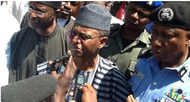 El-Rufai on widespread violence: I'm frustrated and almost helpless