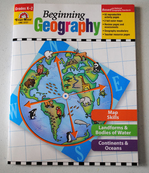 Mommy Maestra: A Geography Curriculum for K - 2nd