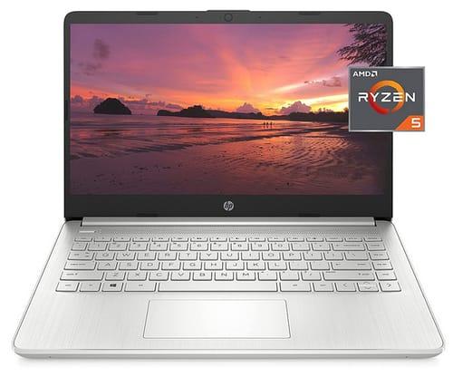 HP 14-fq1021nr 8 GB RAM 256 GB SSD Storage Laptop