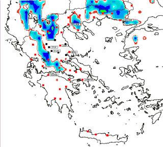 deyte - Καιρός 27-29/4/2020: Αστάθεια στα βόρεια με υψηλές θερμοκρασίες