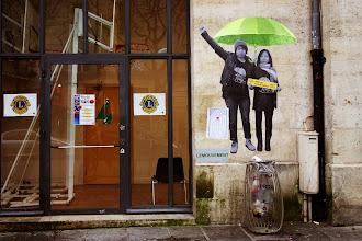 Sunday Street Art : Le mouvement - rue Vieille du Temple - Paris 3