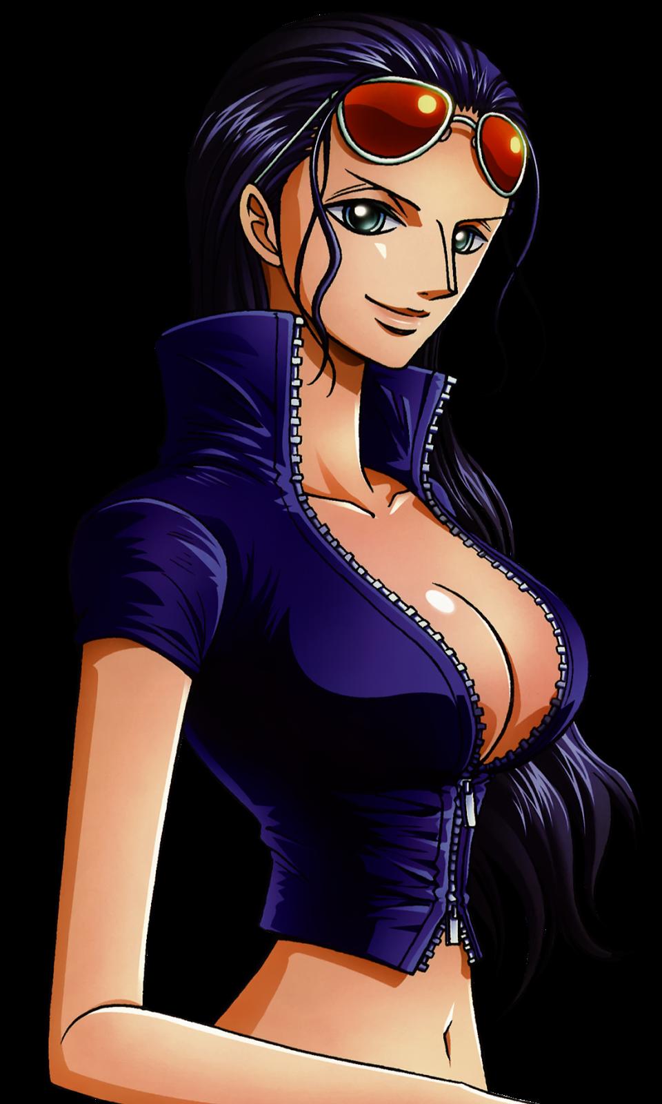 My Music: One Piece - Nico Robin