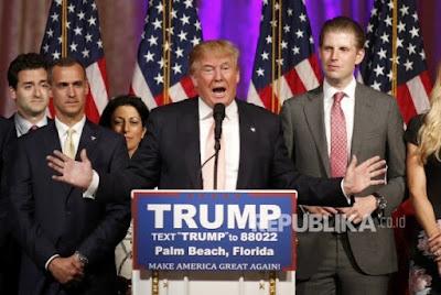 Staf Trump: Muslim tak Layak Jadi Warga AS