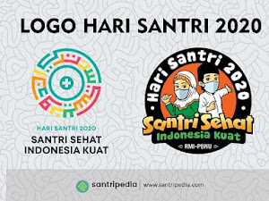 Download Logo Hari Santri 2020 - Resmi dari Kemenag RI dan PBNU