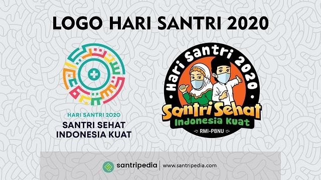 Inilah Logo Hari Santri 2020 - Download Resmi dari Kemenag RI dan PBNU