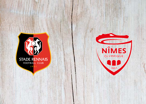 Rennes vs Nîmes -Highlights 23 February 2020
