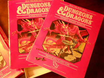 D&D Dungeons Dragons Basic