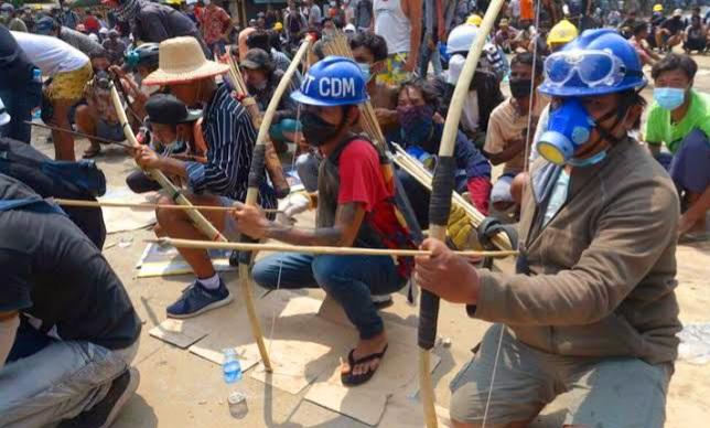 Will the Yangon guerrillas survive?