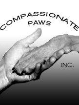 Compassionate Paws Logo