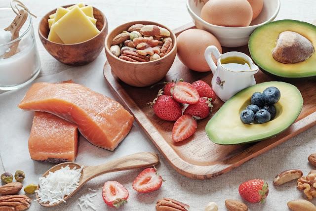 Paket Menu Harian Diet Keto