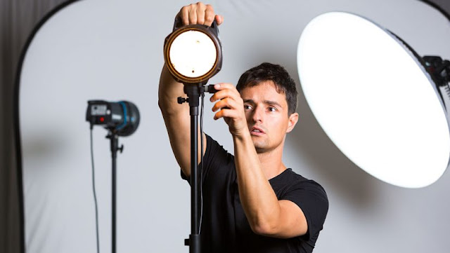 Use and importance of LED lights in Photography