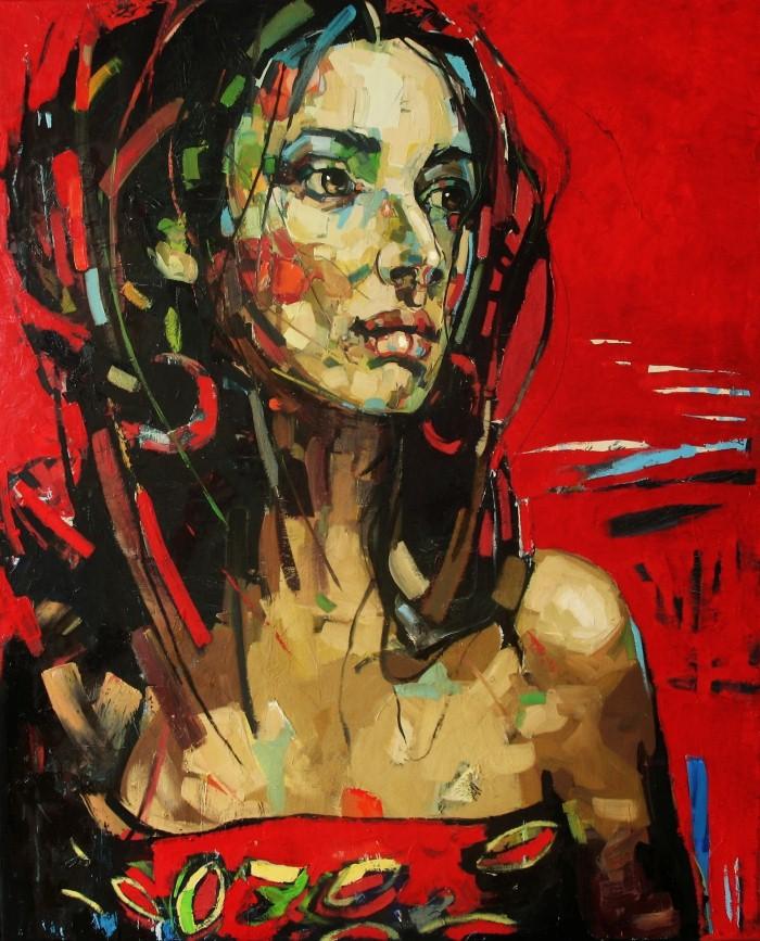 Движущая сила искусства. Anna Bocek 19
