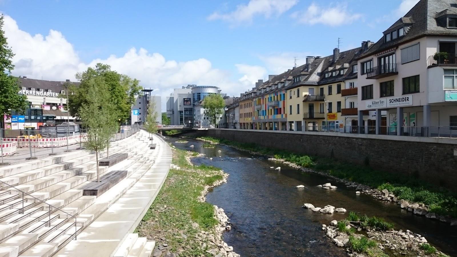 ヨーロッパを歩く: ドイツで唯一...