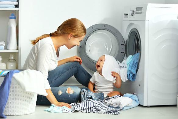 Menciptakan Kenyamanan Si Kecil dengan Pakaian yang Bersih