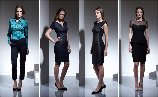 pre-fall 2013 favorites Elie Tahari