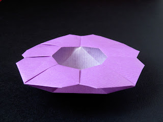Origami Scatola a fiore - Flower Box, Francesco Guarnieri