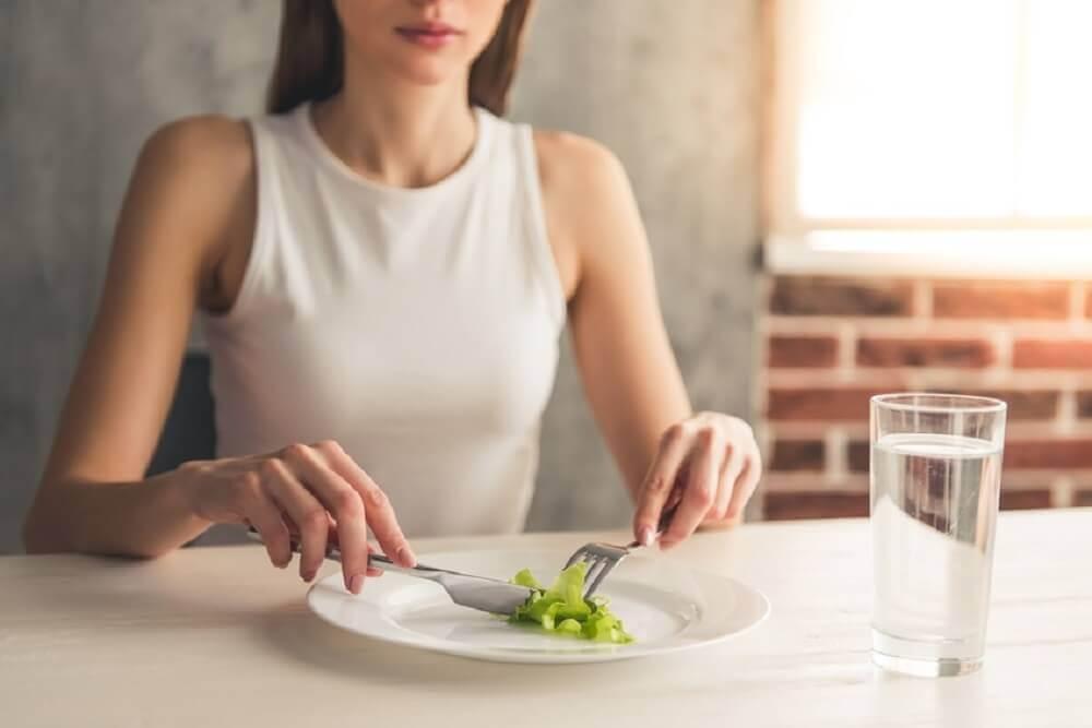Ăn kiêng mà không giảm cân