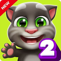 Download My Talking Tom 2 Latest Mod Apk Unlimited Coins for Android