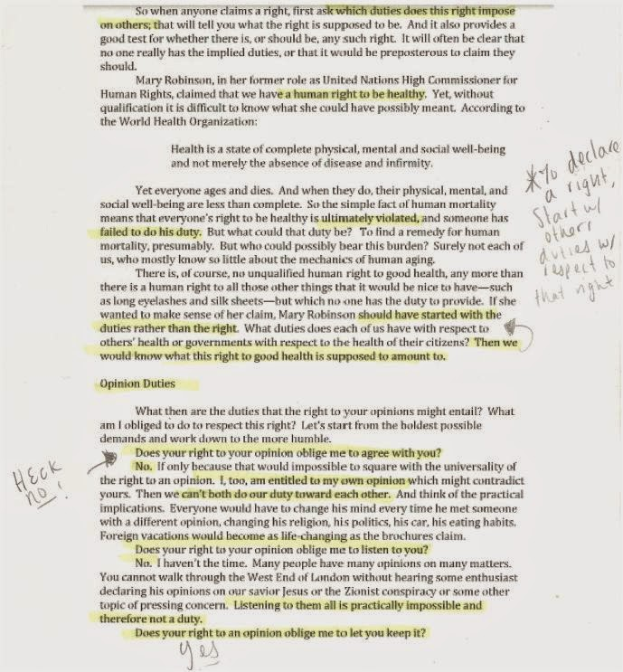 Federalist essential essays