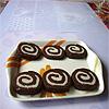 Valentine Choco Roll