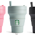 Starbucks X Stojo Collapsible Cups Now Available