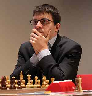 Maxime Vachier-Lagrave vainqueur à Dortmund - Photo © site officiel