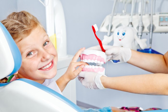 Важность лечения молочных зубов