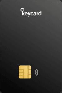 بطاقة keycard