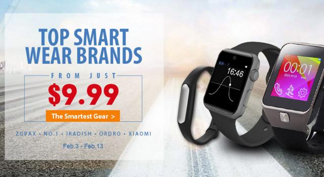 GearBest nos seduce con Smartwatches desde 9.99 dólares