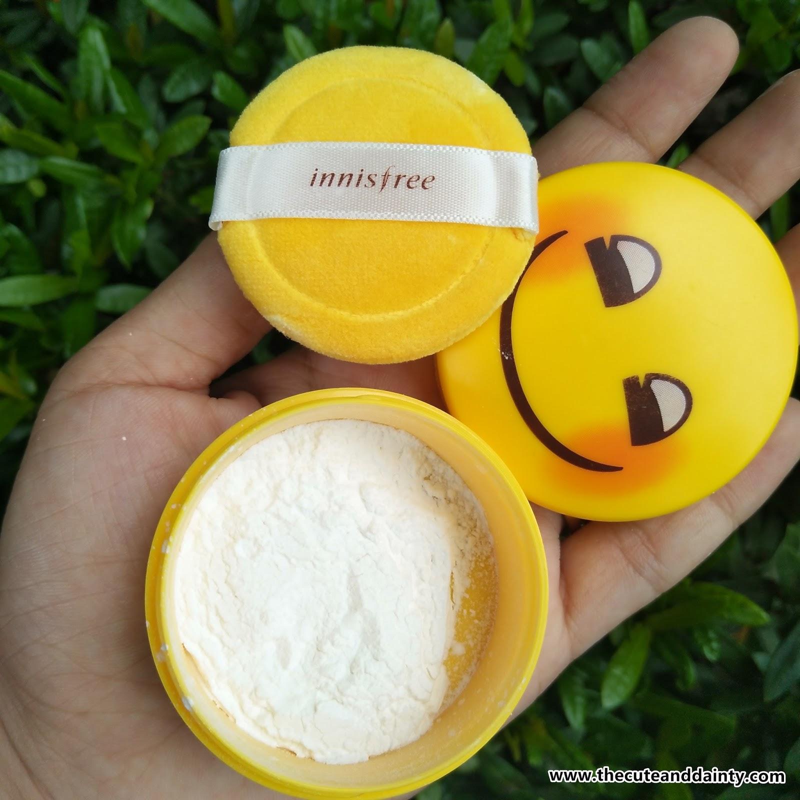 No Sebum Mineral Powder by innisfree #4