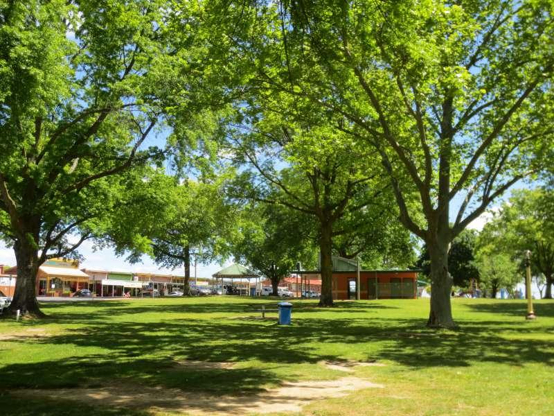 Tallangatta park