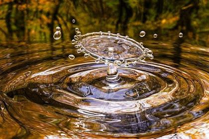 Motivasi Sukses | Belajar Tekun dari Tetesan Air