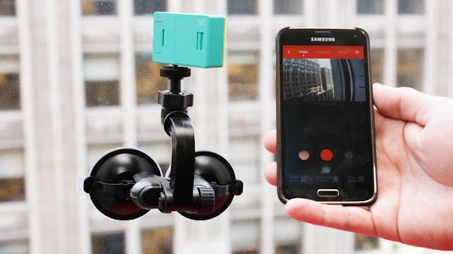 Cara Cerdas Menghubungkan Xiaomi Yi Action Cam Dengan Android Menggunakan Wifi