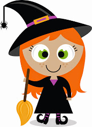 treat witch halloween trick tags cute miss kate brew cuttables fun word magical words kimberly crafty spot