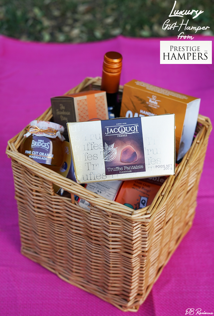 Luxury Food Hamper from Prestige Hampers