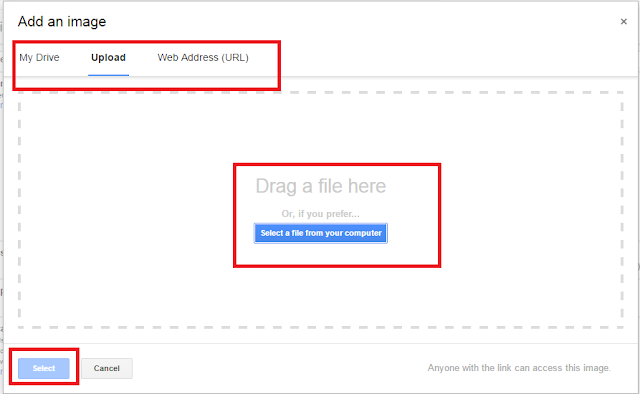 Upload logo or image in signature of gmail account