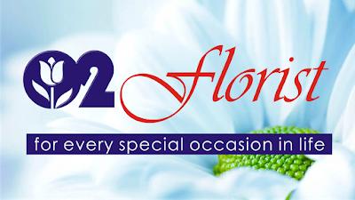 toko bunga surabaya o2 florist