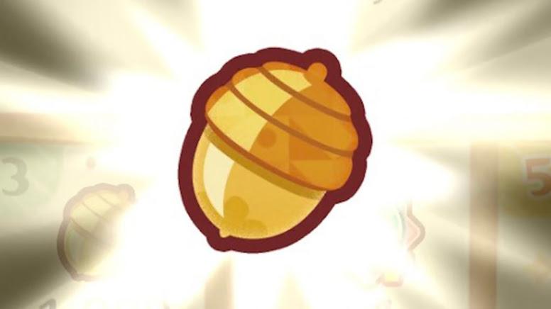 Pokémon Café Mix - Golden Acorn
