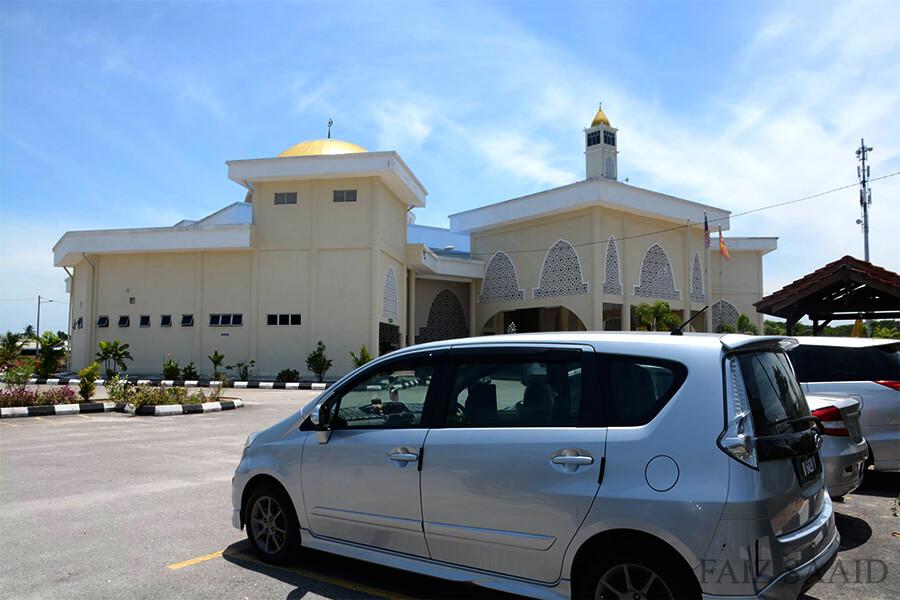 masjid kuala selangor