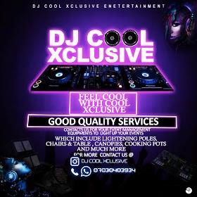 Mixtape:-DJ Cool exclusive parte
